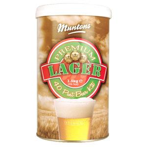 Набор Muntons Premium Lager 1,5 кг.