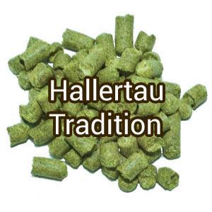 Хмель Hallertau Tradition